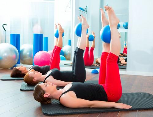 Pilates y nutrición