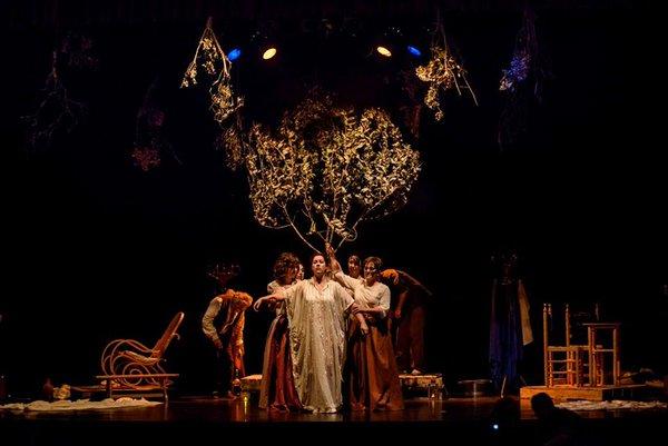YERMA de Apuro Teatro