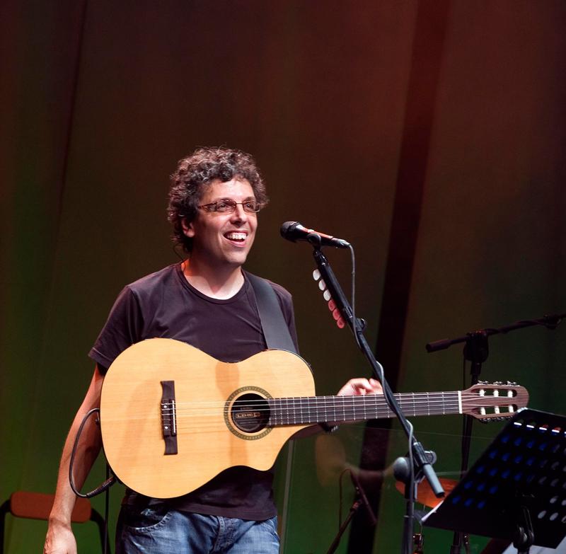 Pedro Guerra en concierto