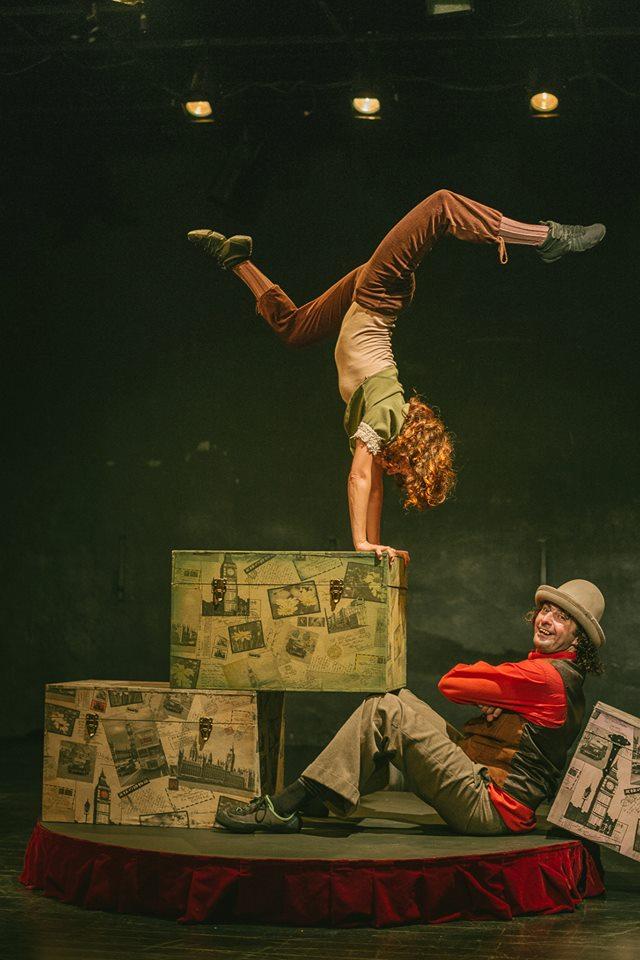 Circo: EL VIAJE DE MIÉRCOLES