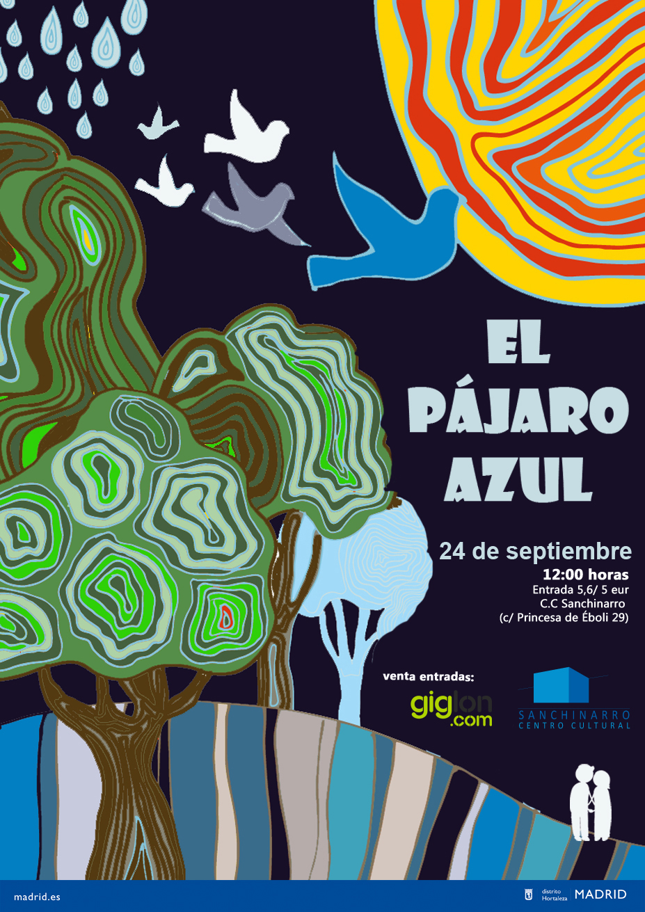 EL PÁJARO AZUL