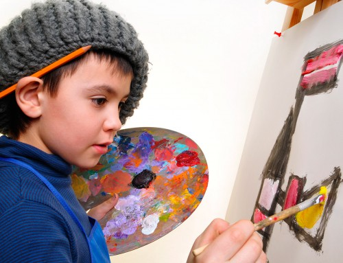 Artes plásticas para niños