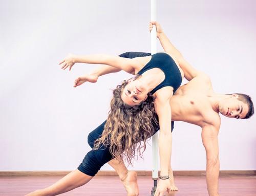 Danza moderna para jóvenes