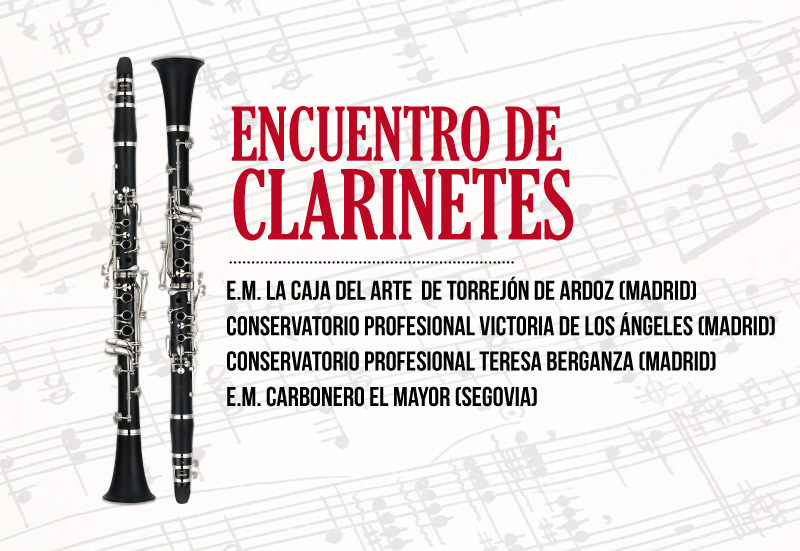 II ENCUENTRO DE CLARINETES