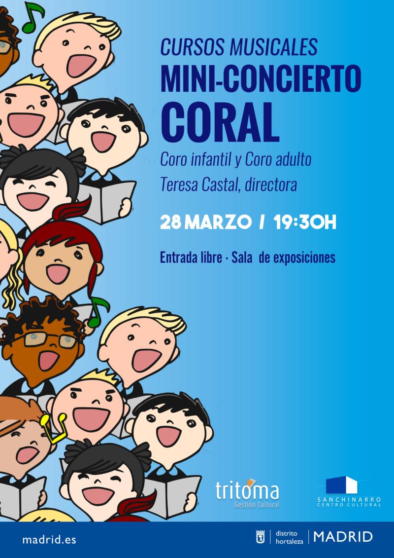 Mini-Concierto Coral