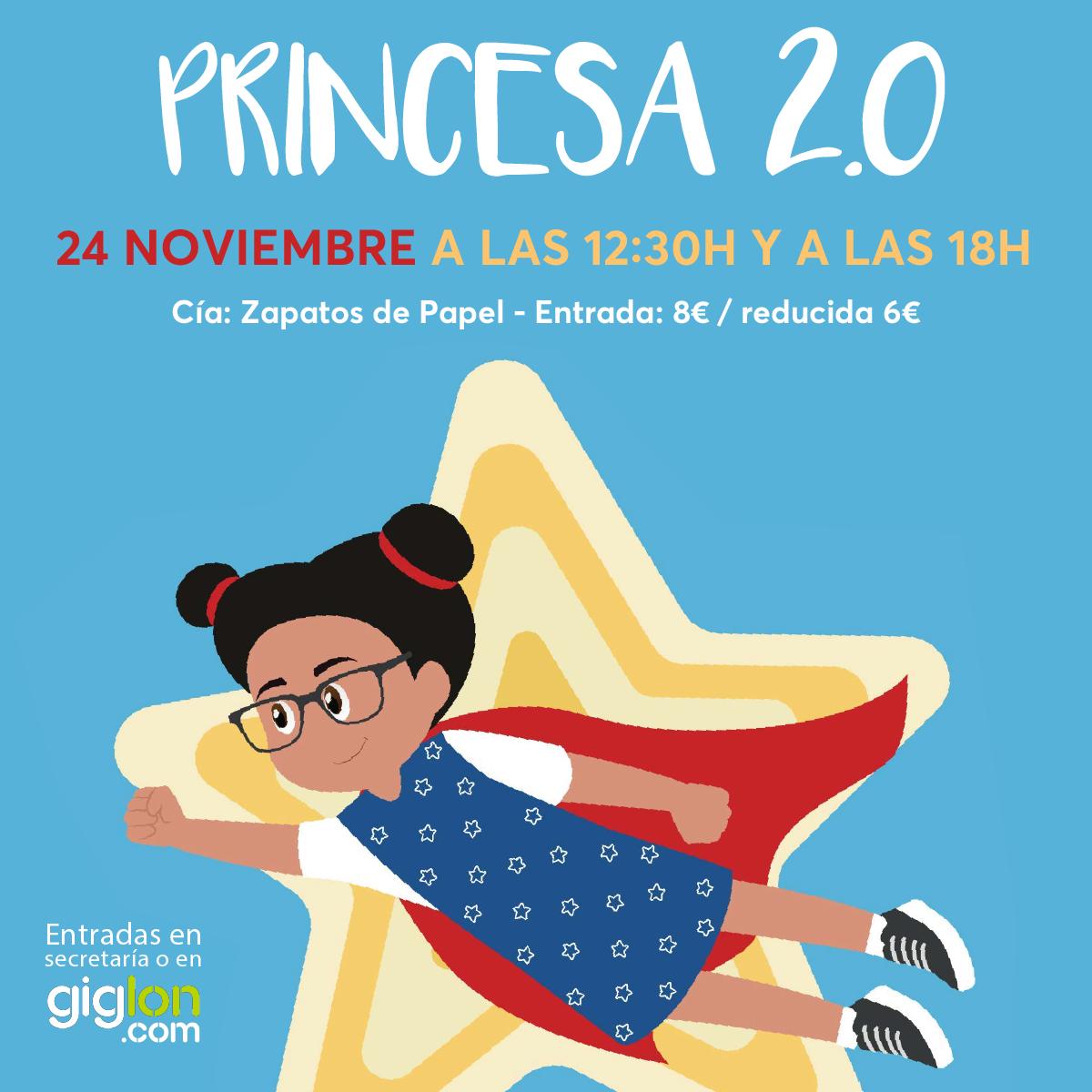 PRINCESA 2.0