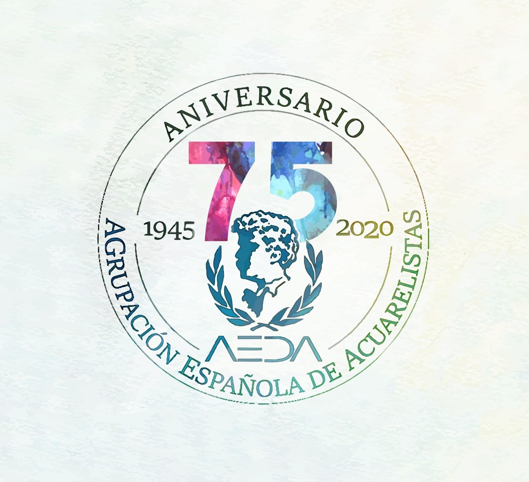 PINTORAS DE LA AGRUPACIÓN ESPAÑOLA DE ACUARELISTAS EN SU 75 ANIVERSARIO